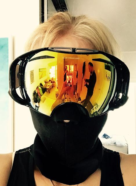 Janiina Ojanen vuorikiipeilee Elbrusille