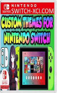 Custom Themes For Nintendo Switch