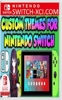 Custom Themes For Nintendo Switch