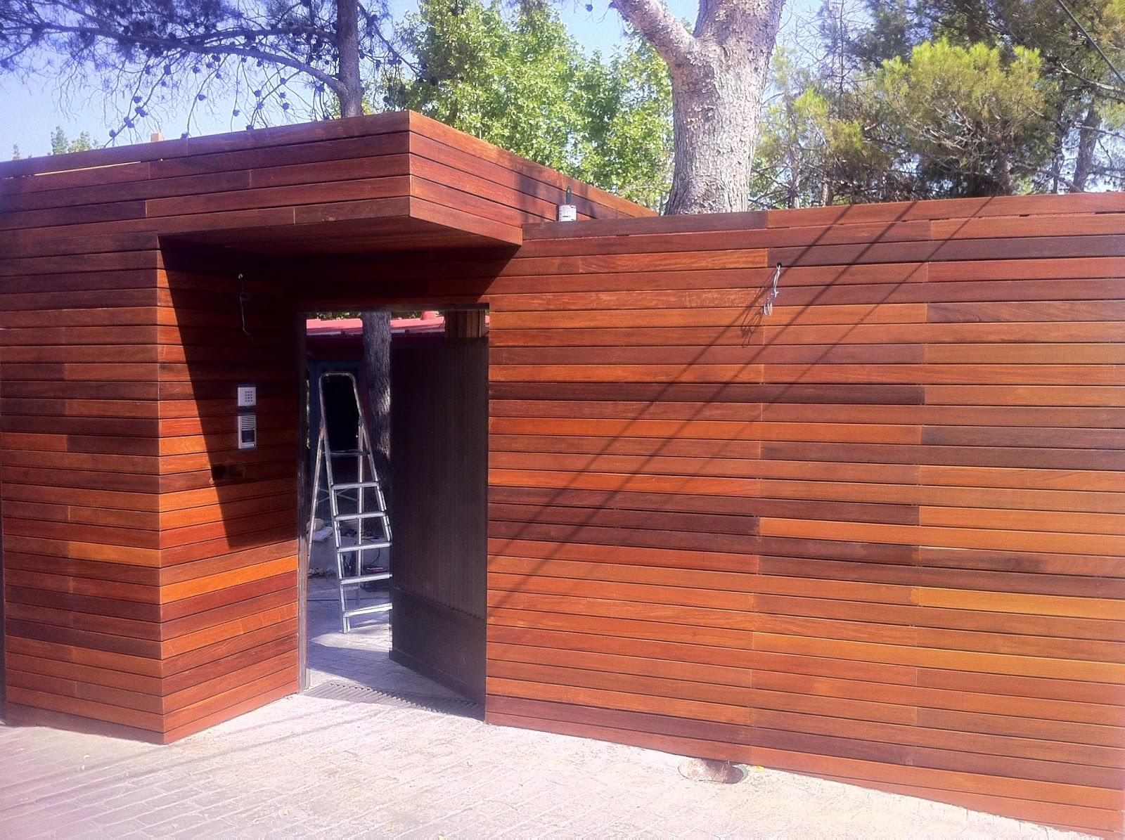 Tarimas de exterior ipe top madera suelos de tarima - Ipe madera exterior ...