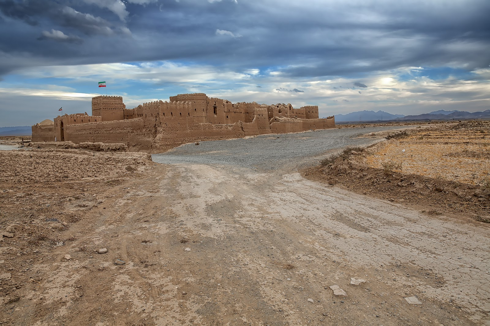 Iran- Irański Fort Knox