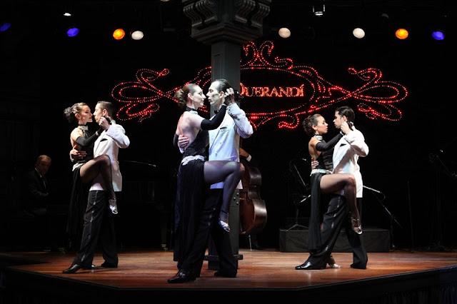 Show no El Querandi em Buenos Aires