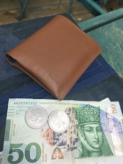 Budget Biyahera - Georgian Lari and Kiepsky