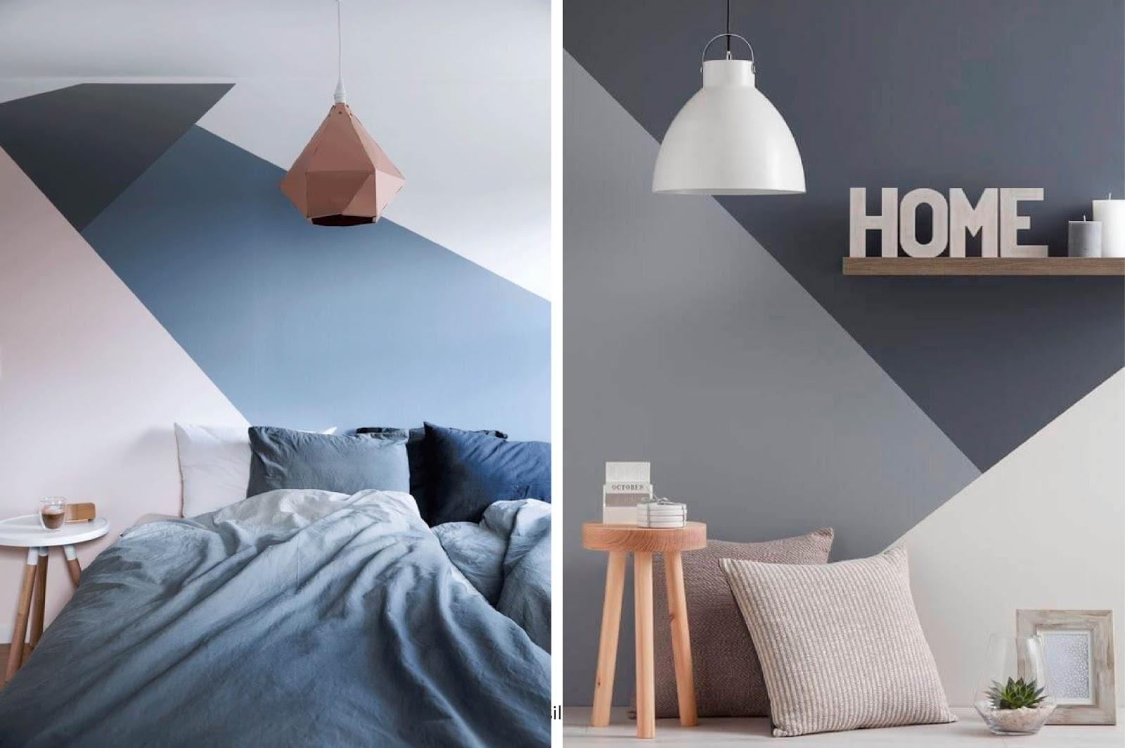 Homify image dise os para pintar paredes con cinta - Disenos para pintar paredes ...