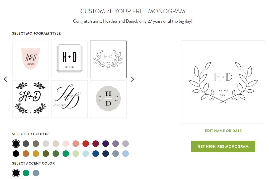 free monograms for cricut design space