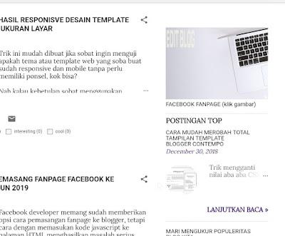 popularposts editblogtema yang sederhana