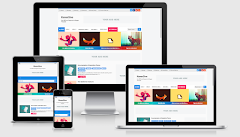 KerenSive SEO and Responsive Blogger Template