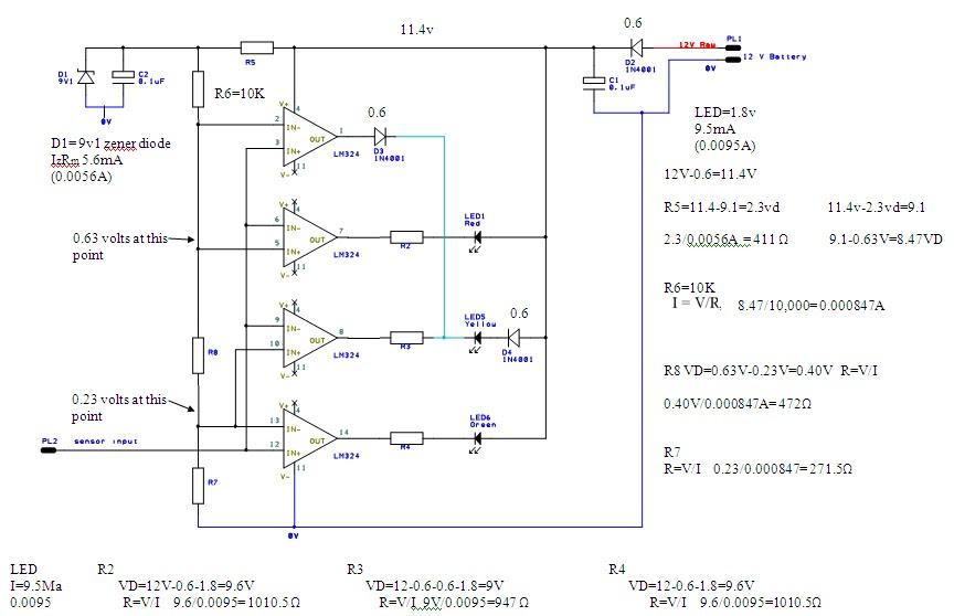 Leo: Oxygen Sensor Circuit on