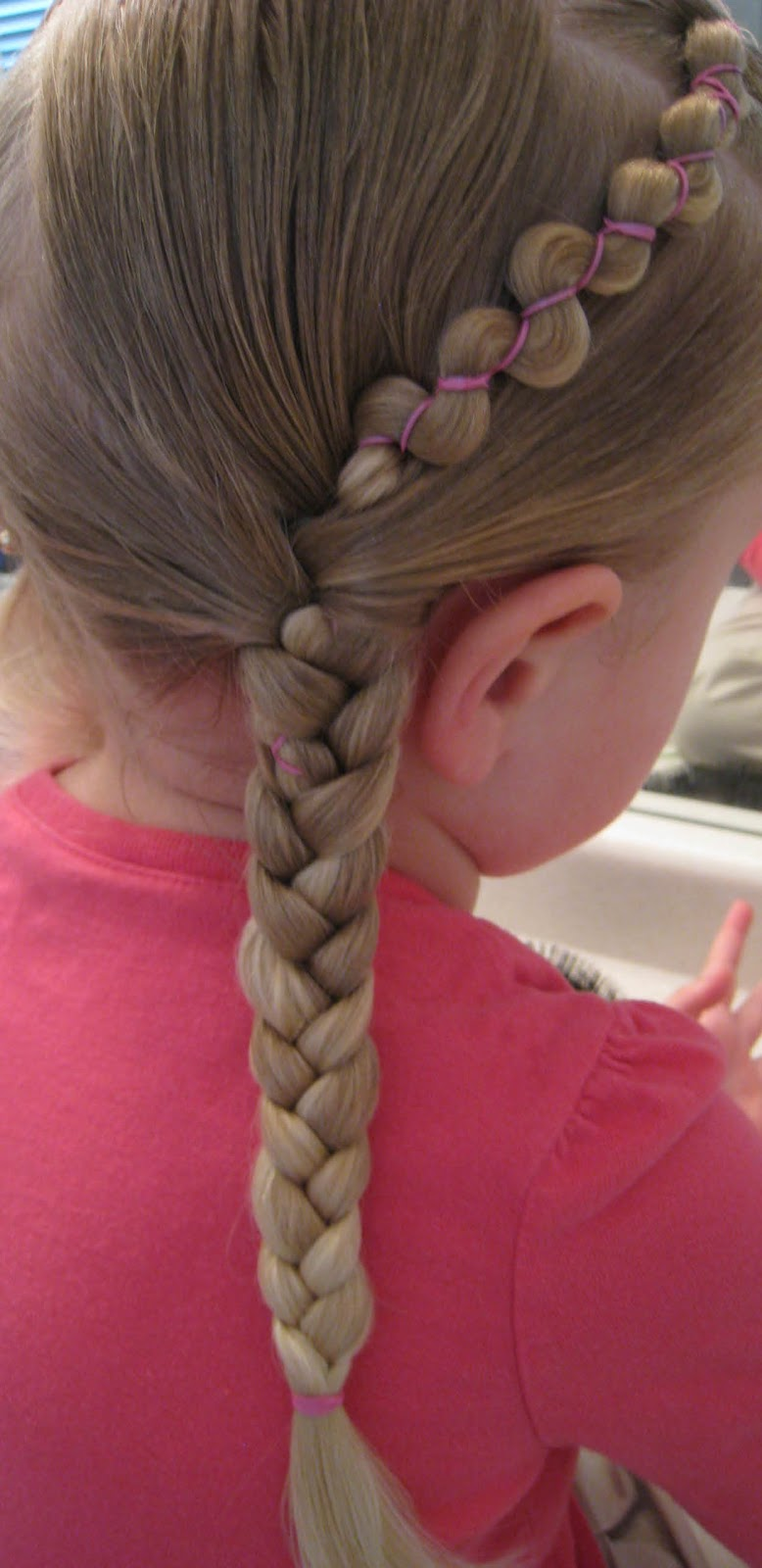 Popular Hairstylers Braids With Rubber Bands