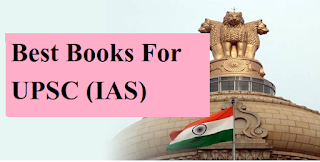 UPSC Books List PDF - Best Books For UPSC (IAS) Civil Services Examination