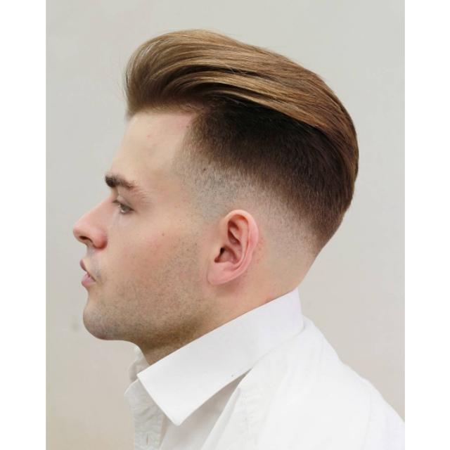 Corte De Pelo Moderno Hombre Perfect Free Estilo De Patilla Cortes - Peinados Modernos Para Hombres