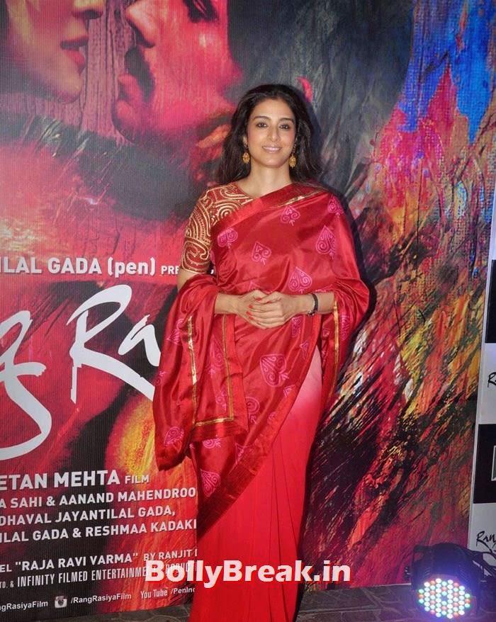 Tabu, Photos from 'Rang Rasiya' Premier