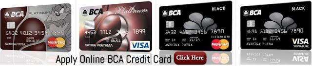 Pilihan Kartu Kredit Bank Bca Dengan Limit Tertinggi Cekaja Finansial
