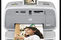 HP Photosmart A616 Driver Download