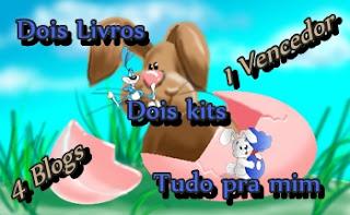 Promo: Coelhinho da Pascoa o que trazes pra mim? 9