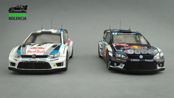 VW Polo R WRC w specyfikacji 2013 i 2016. Produkcja: IXO