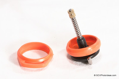 Updated Triopo GT-3228X8C spring hook & rubber rings