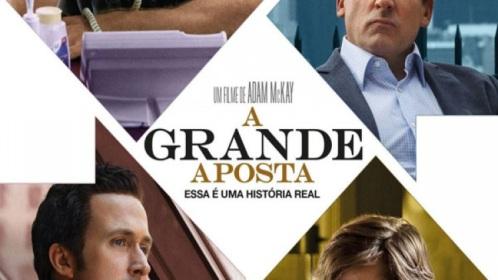 A Grande Aposta (The Big Short) Torrent – DVDScr Legendado (2015)