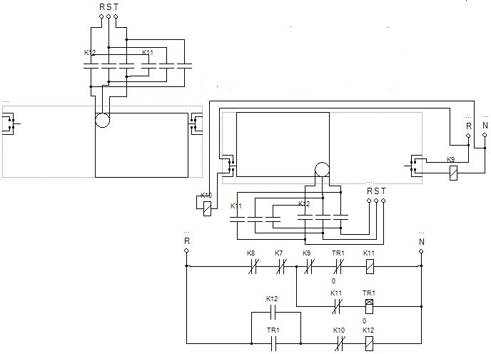 wiring diagram lift 4 lantai