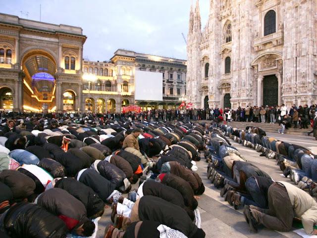 Islam Kian Pesat di Belgia, Ini Penyebabnya