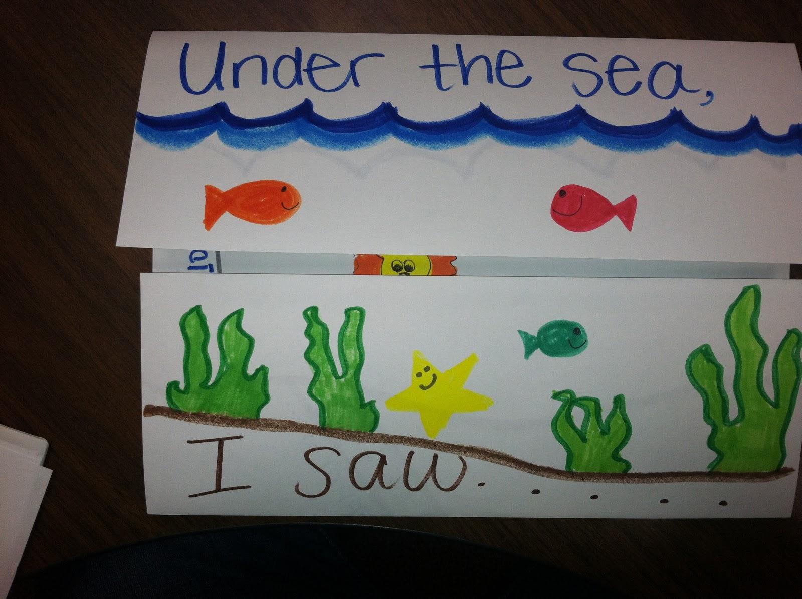 Bright Ideas Slp Bright Idea Under The Sea Articulation Craft
