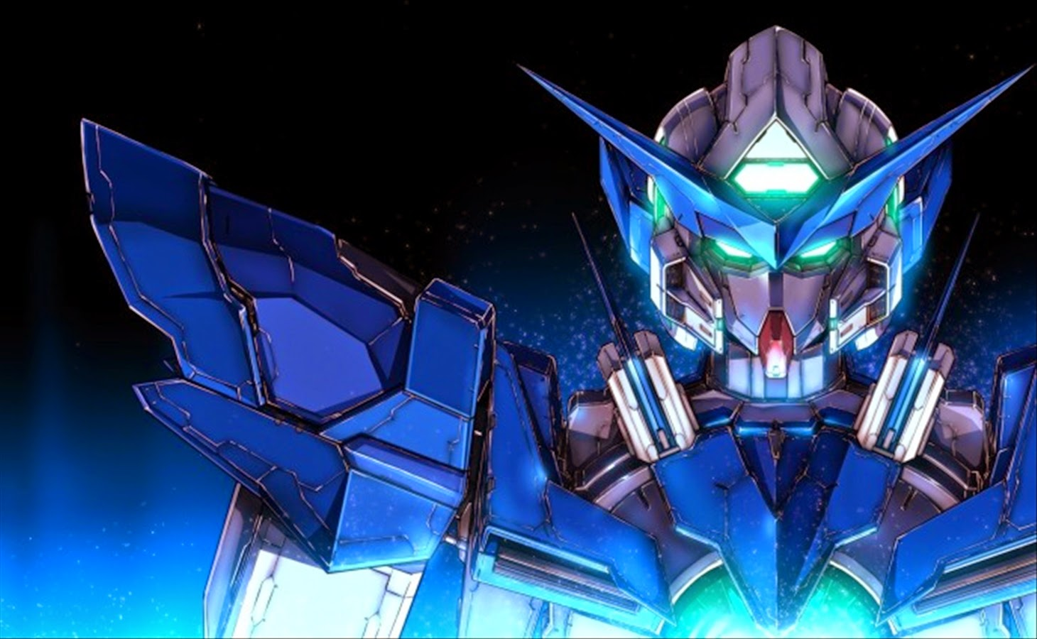 amazing exia wallpaper