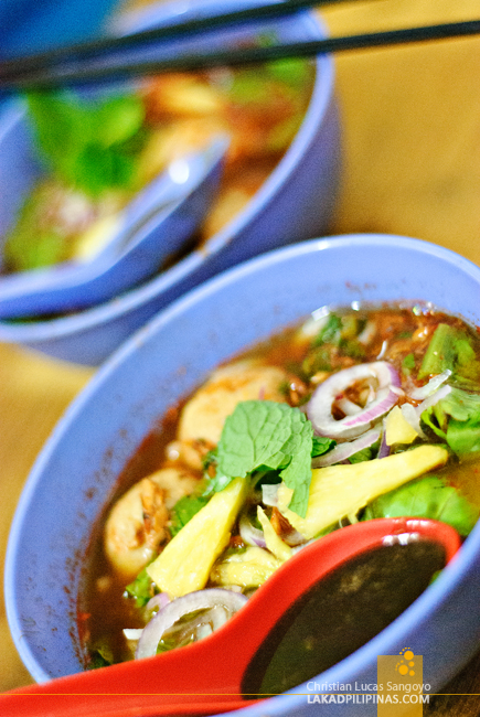 Jooi Hooi Cafe Georgetown Penang Laksa