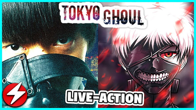 Película de Tokyo Ghoul revela su tráiler