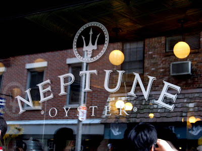 Neptune Oyster in Boston, MA - Photo by Taste As You Go