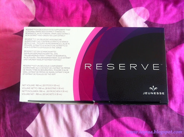 Jeunesse Suplement diety RESERVE