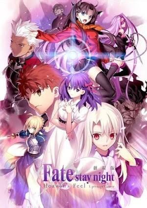 Fate/stay night Movie: Heaven's Feel - I. Presage Flower [HDL] 900MB [Sub.Español] [MEGA]