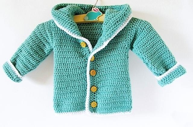 Crochet Baby Boy Cardigan Pattern Labzada Blouse