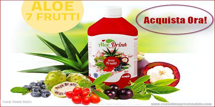 Aloe 7 Frutti Snep