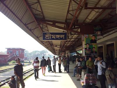 Sreemangal Rail Station