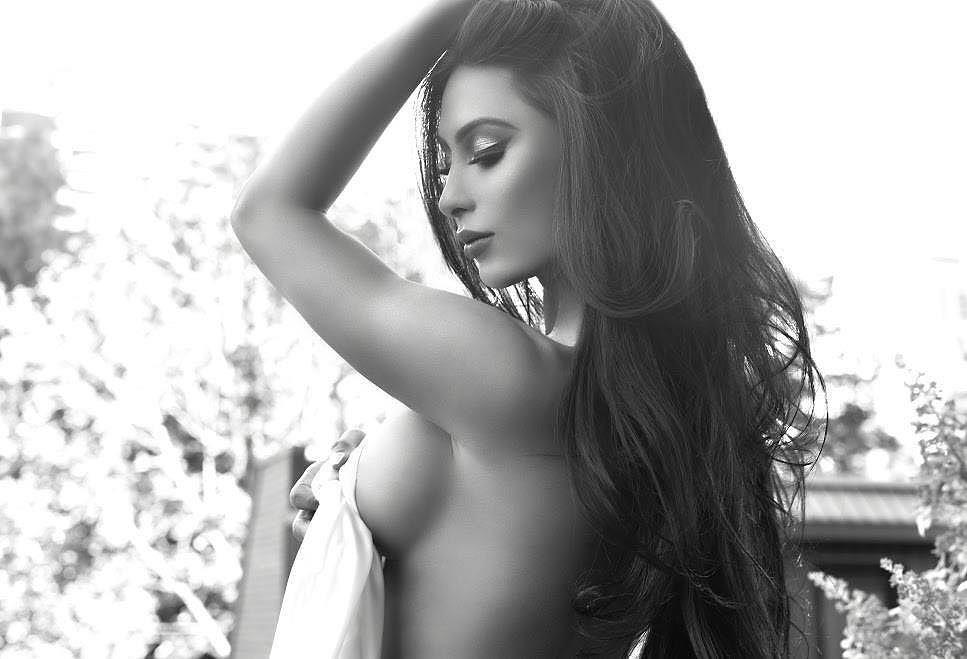 Debby ryan boob