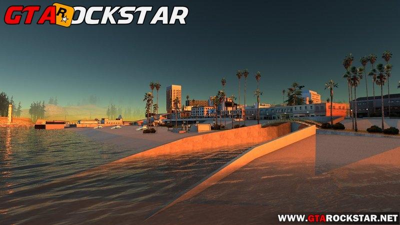 MMGE 3 - McFly's Magnum Opus para GTA San Andreas