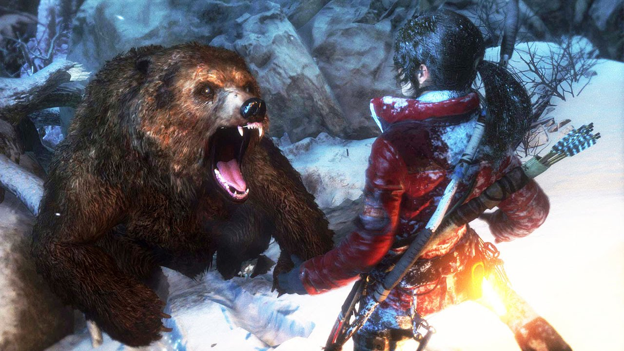Download Rise Of The Tomb Raider Pc Game Fully Full