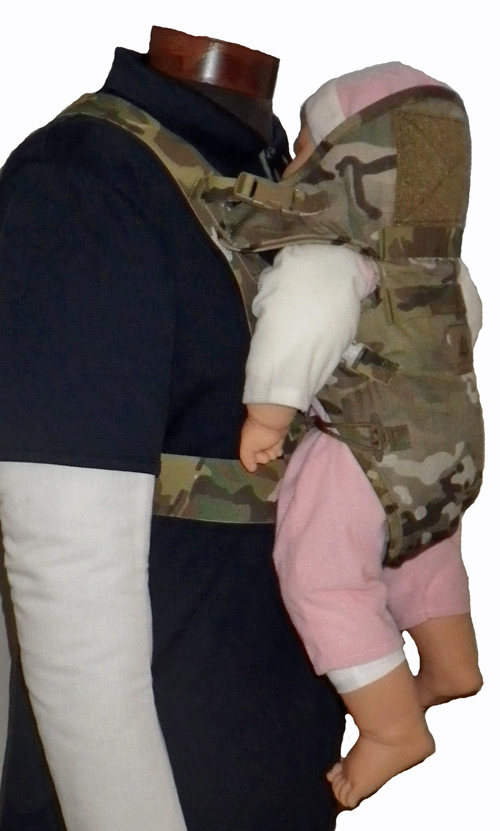 Gun News Blog: Tactical Baby Carriers on the way