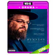 Menashe (2017) WEB-DL 720p Audio Dual Latino-Ingles