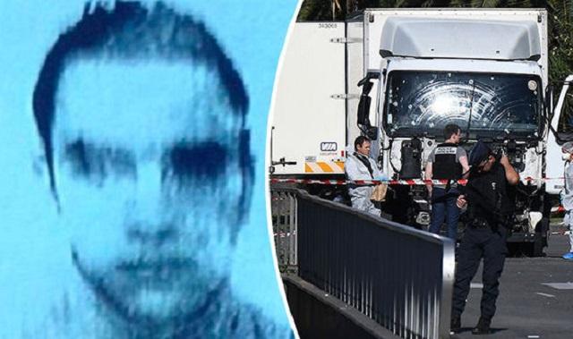 Identiti Pemandu Trak Rempuh Orang Ramai Di Bandar Nice France