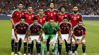 موعد مباراه مصر والبرتغال والقنوات الناقلة
