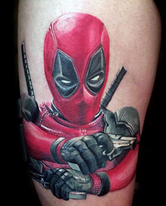 Marvel Tattoo Designs For Men Tattoo Designs 2019