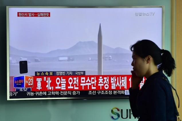 Jepang Deteksi Tanda-Tanda Peluncuran Misil Korea Utara