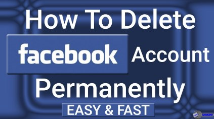 How to delete facebook account forever 2017