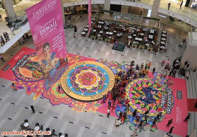 Flavours of Diwali @ Pavilion KL