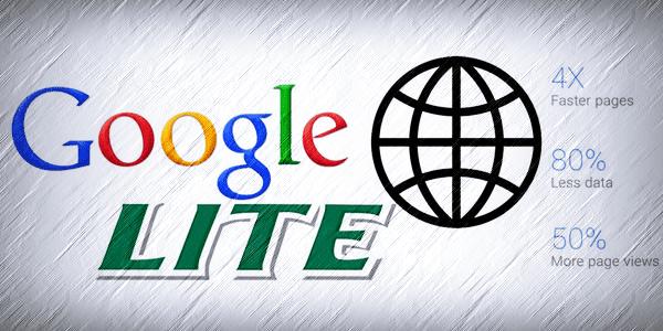 أداة-Google-Web-Light