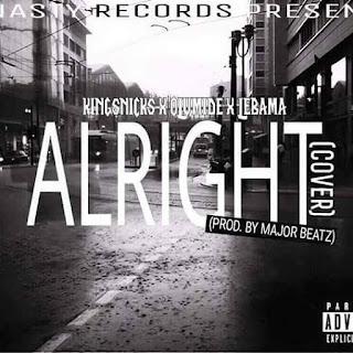 New Music: We all Right - Kingsnicks