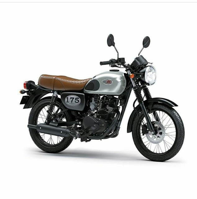 Spesifikasi Harga Kawasaki W175