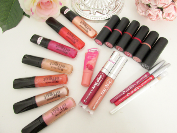 essence Neuheiten Herbst 2014 - Lippen - essence fall 2014 update lip products