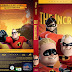 The Incredibles Bluray Cover